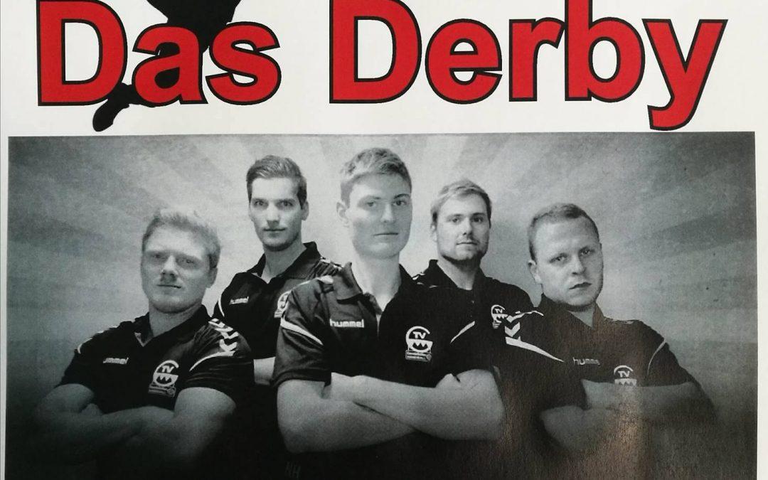 Derby zur Saisoneröffnung