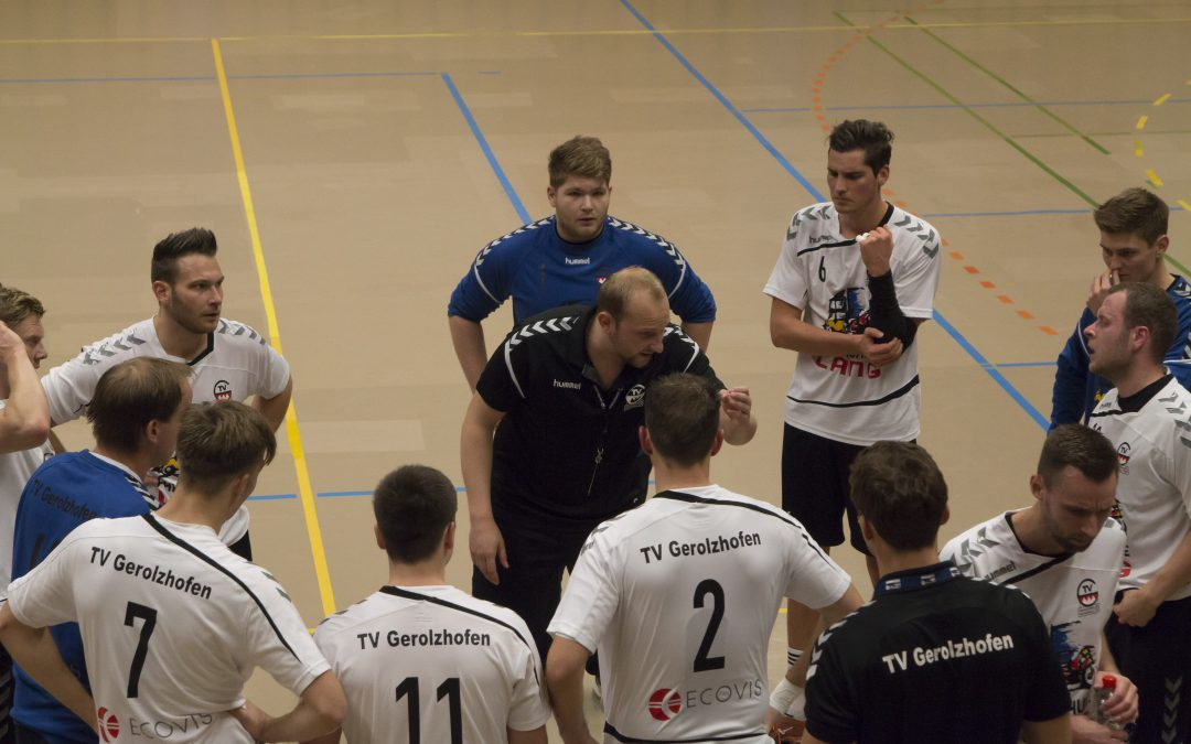 Heimspiel gegen DJK Waldbüttelbrunn II