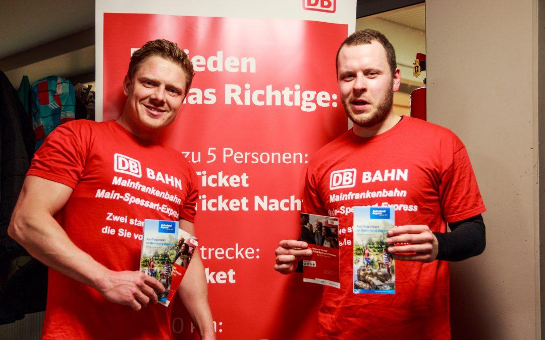 Derbyheimsieg über die HSG Volkach